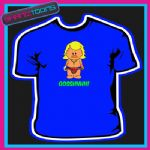 KEITH LEMON OOSSSHHH CELEBRITY CARTOON WEE MAN TSHIRT